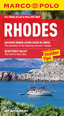 Rhodes Marco Polo Pocket Guide (BOK)