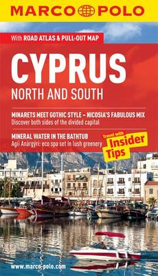 Cyprus North and South Marco Polo Pocket Guide (BOK)