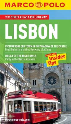 Lisbon Marco Polo Pocket Guide (BOK)