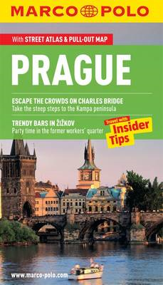 Prague Marco Polo Pocket Guide (BOK)