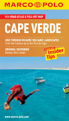 Cape Verde Marco Polo Guide (BOK)