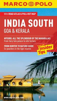 India South (Goa & Kerala) Marco Polo Guide (BOK)