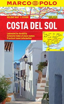 Costa Del Sol Marco Polo  Holiday Map (BOK)