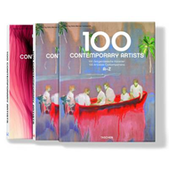 100 Contemporary Artists A-Z (BOK)
