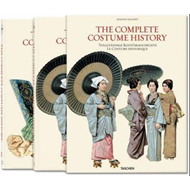 Auguste Racinet, the Costume History (BOK)