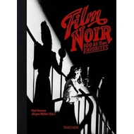 Produktbilde for Film Noir. 100 All-Time Favorites (BOK)