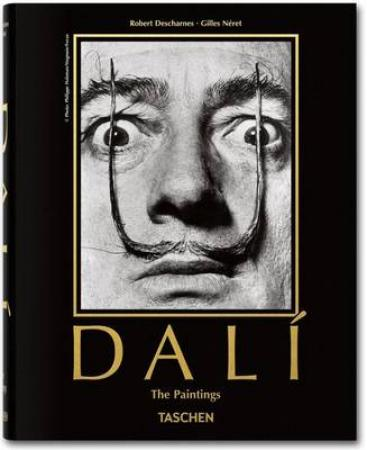Dali. The Paintings (BOK)