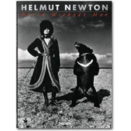 Helmut Newton. World without Men (BOK)