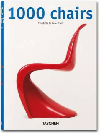 1000 Chairs (BOK)