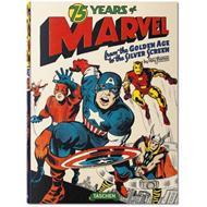 75 Years of Marvel Comics (BOK)