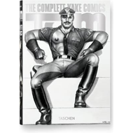 Produktbilde for Tom of Finland. The Complete Kake Comics (BOK)