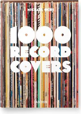 1000 Record Covers (BOK)