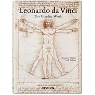 Leonardo Da Vinci. The Graphic Work (BOK)