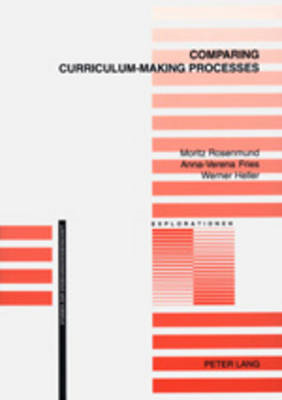 Comparing Curriculum-making Processes (BOK)
