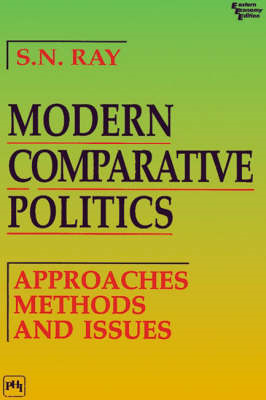 Modern Comparative Politics: Approaches, Methods and Issues (BOK)