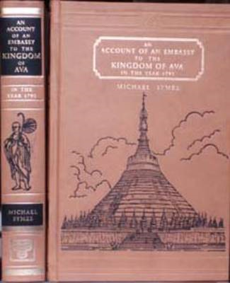 Account of an Embassy to the Kingdom of Ava in the Year 1795 (BOK)