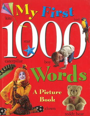 My First 1000 Words (BOK)
