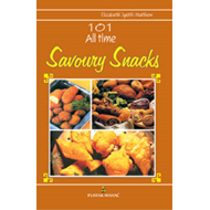 101 All Time Savoury Snacks (BOK)