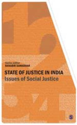 State of Justice in India: Issues of Social Justice (BOK)