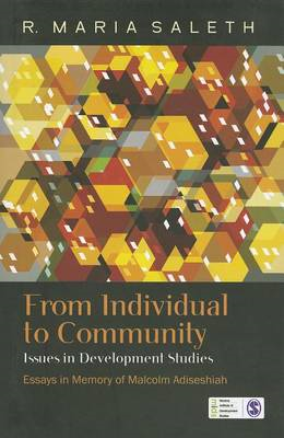 From Individual to Community: Issues in Development Studies (BOK)