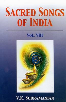 Sacred Songs of  India (BOK)
