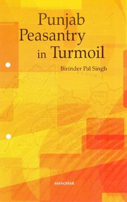 Punjab Peasantry in Turmoil (BOK)
