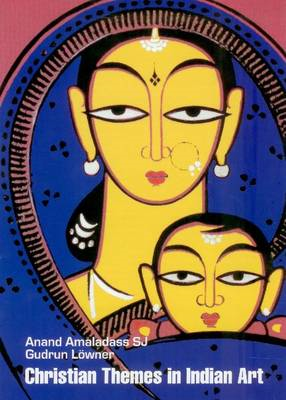 Christian Themes in Indian Art: From the Mogul Times Till Today (BOK)