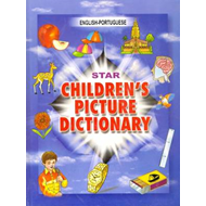 Star Children's Picture Dictionary: English-Portuguese - Classified (BOK)