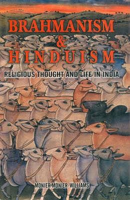 Brahmanism and Hinduism (BOK)