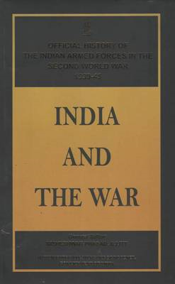 India and the War (BOK)