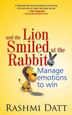 And the Lion Smiled at the Rabbit (BOK)