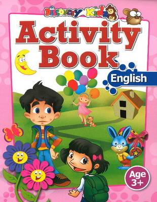 Activity Book: English Age 3+ (BOK)
