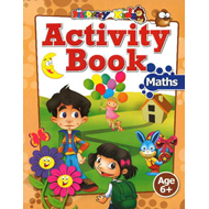 Activity Book: Maths Age 6+ (BOK)