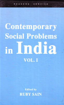 Contemporary Social Problems in India: Vol. I (BOK)