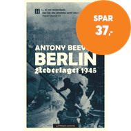 Produktbilde for Berlin - nederlaget 1945 (BOK)
