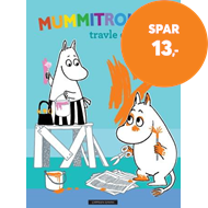 Produktbilde for Mummitrollets travle dag (BOK)