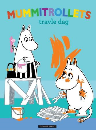 Mummitrollets travle dag (BOK)