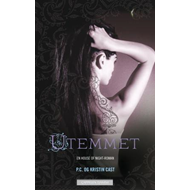Utemmet - en house of night-roman (BOK)