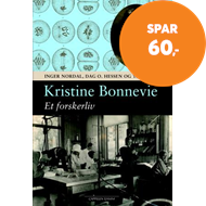 Produktbilde for Kristine Bonnevie - et forskerliv (BOK)
