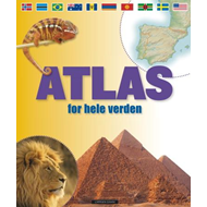 Atlas for hele verden (BOK)