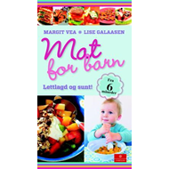Mat for barn - lettlagd og sunt! (BOK)