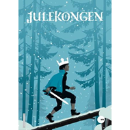 Julekongen - Pop-up julekalender (BOK)