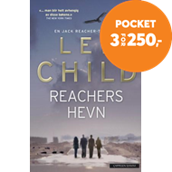 Produktbilde for Reachers hevn - en Jack Reacher-thriller (BOK)