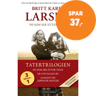 Produktbilde for Tatertrilogien (BOK)