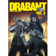 Produktbilde for Drabant - vol. 2 (BOK)