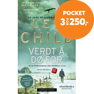 Produktbilde for Verdt å dø for - en Jack Reacher-thriller (BOK)