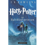 Harry Potter og Halvblodsprinsen (BOK)