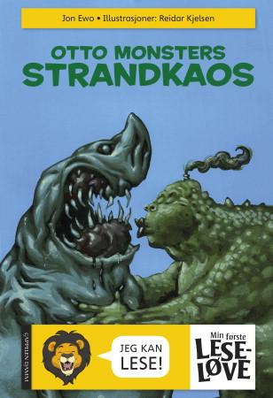 Otto monsters strandkaos (BOK)
