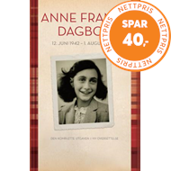 Produktbilde for Anne Franks dagbok - 12. juni 1942 - 1. august 1944 (BOK)