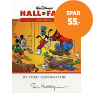 Produktbilde for Paul Murry - de store serieskaperne (BOK)